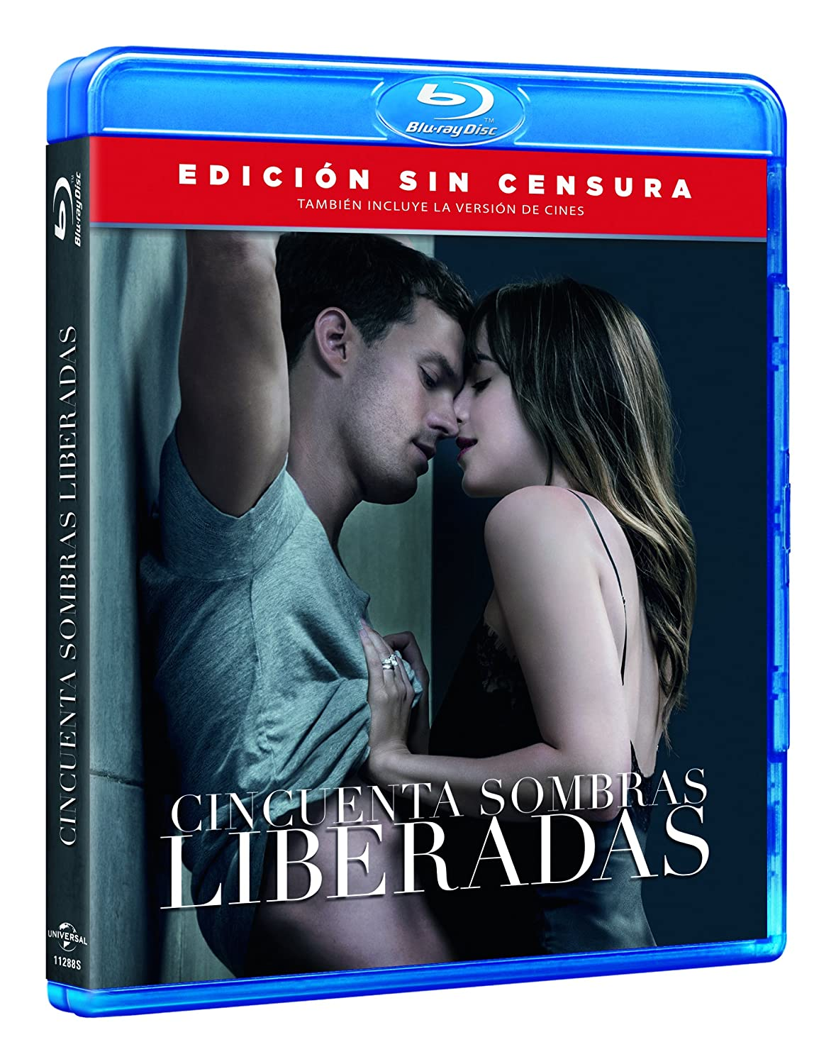 Cincuenta Sombras Liberadas [Blu-ray]: Amazon.es: Dakota Johnson ...