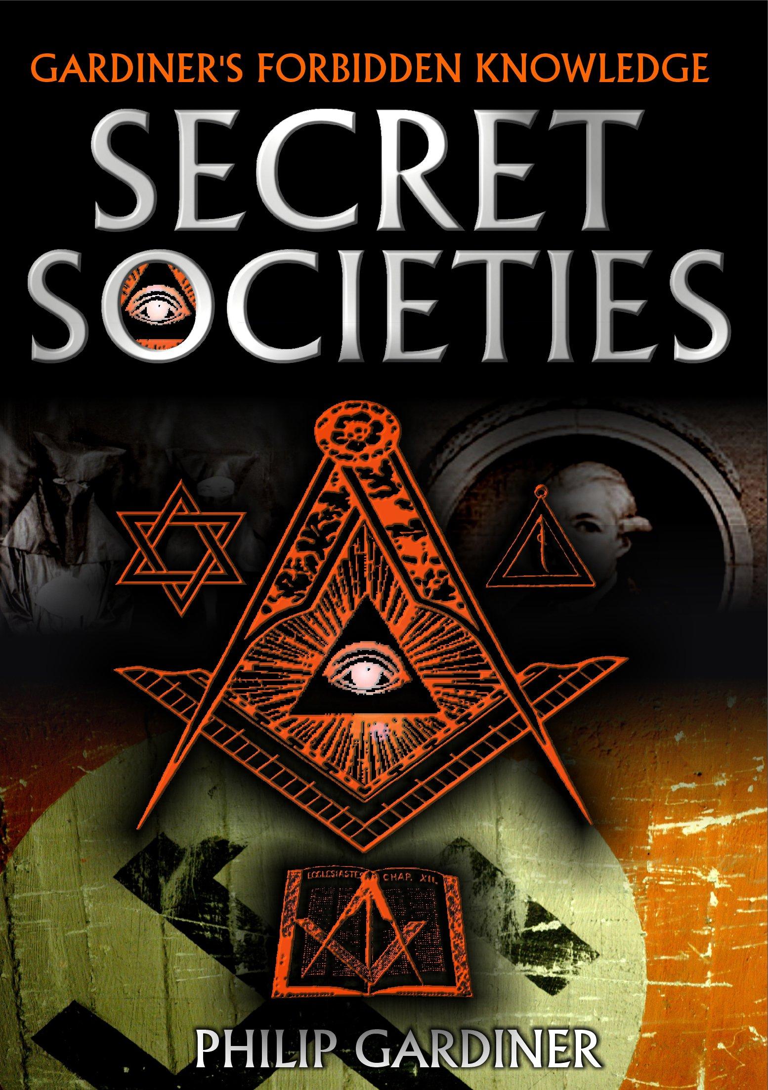 DVD : Philip Gardiner - Secret Societies (DVD)