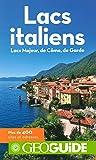 Lacs italiens: Lacs Majeur, de Côme, de Garde
