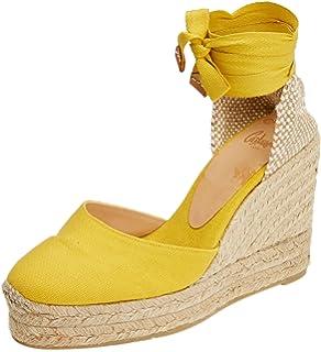 Castañer Women s Carina 8 313 Espadrilles  Amazon.co.uk  Shoes   Bags c0337ea9d9b
