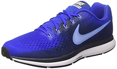 the latest 6f9f7 2e3e7 Nike Men's Air Zoom Pegasus 34 Running Shoes-Hyper Royal/Royal Pulse-7