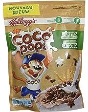 Kellogg's Céréales Coco Pops Granola 375 g - Pack de 6