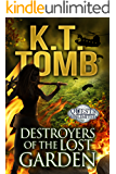 Destroyers of the Lost Garden (Evan Knight Book 3)