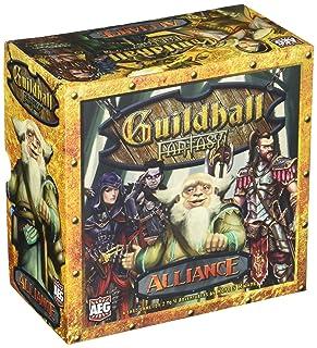 Alderac Entertainment ALD05852Guild Hall Fantasy Alliance Gioco di Carte