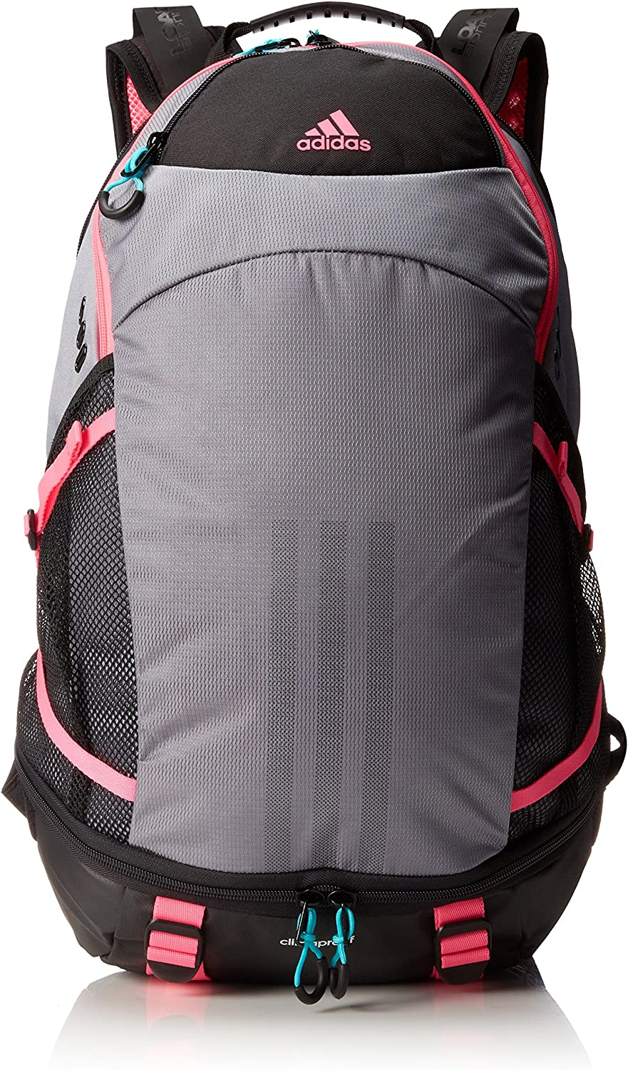 Max 82% OFF Inventory cleanup selling sale adidas Girl's Climacool II Backpack