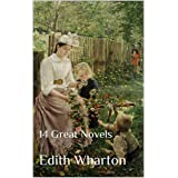 Edith Wharton: 14 Great Novels