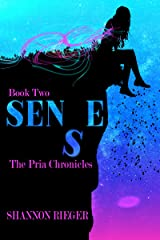 Sense: Young Adult (The Pria Chronicles Book 2) Kindle Edition