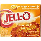 Jell-O Gelatin Dessert Orange, 6 oz