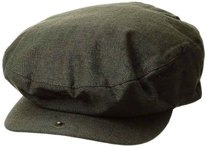 Amazon.com  Brixton Men s Barrel Classic Driver Cap  Clothing c0b8725aa5b3