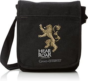 Winter Is Coming Game Of Thrones Waterproof Leather Folded Messenger Nylon Bag Travel Tote Hopping Folding School Handbags