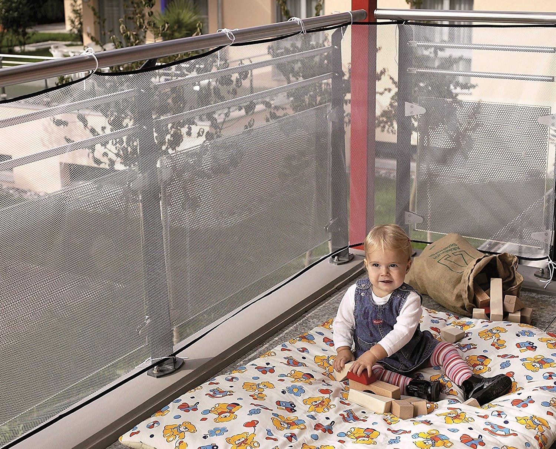 REER Filet de protection pour balcon 94cm x 294cm 71743