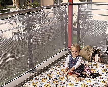 2x Red de seguridad para balcones Reer (94cm x 294cm)