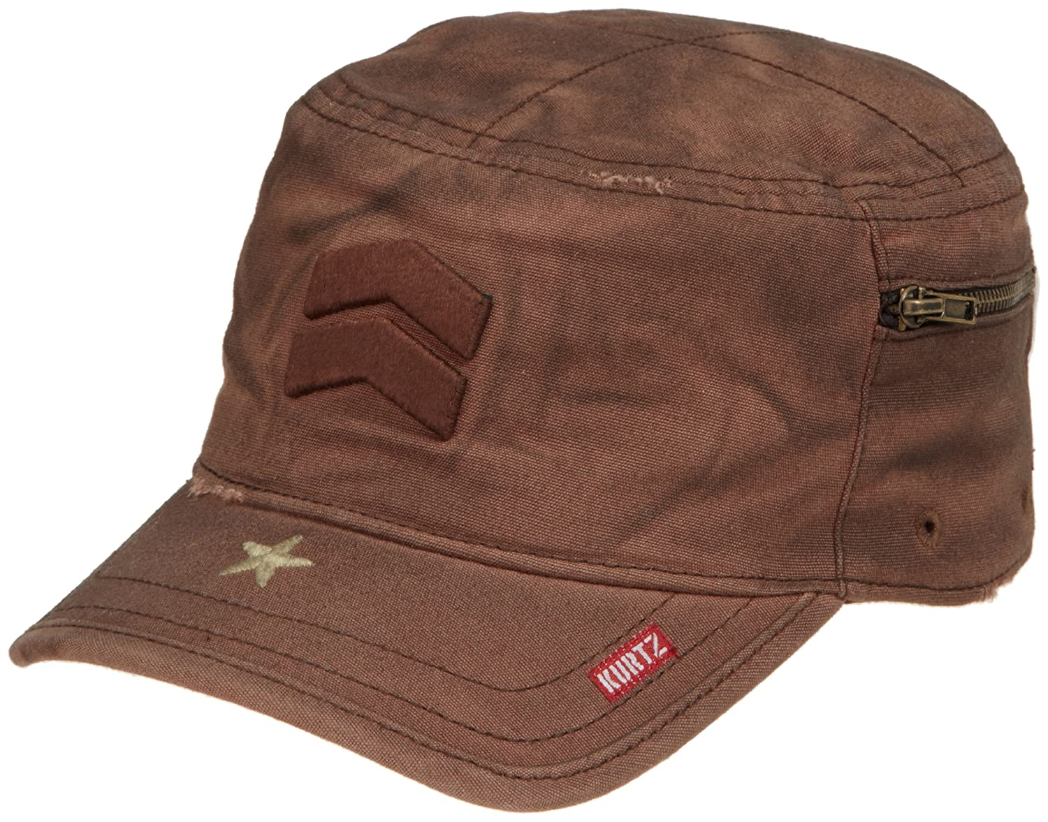 A.Kurtz Mens Fritz Oiled Baseball Cap INC AK136