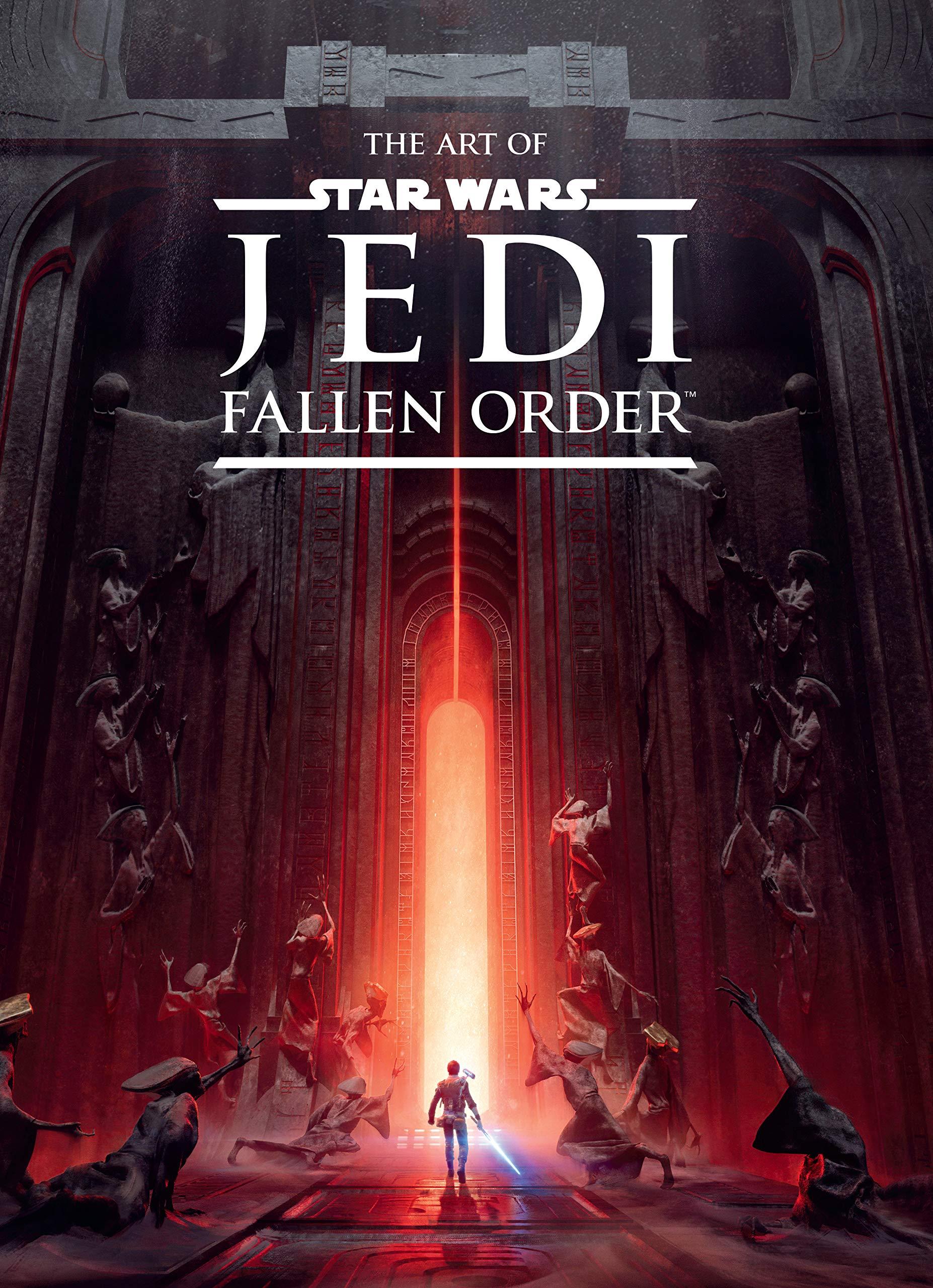 Amazon Com The Art Of Star Wars Jedi Fallen Order 9781506715551 Lucasfilm Ltd Respawn Entertainment Books