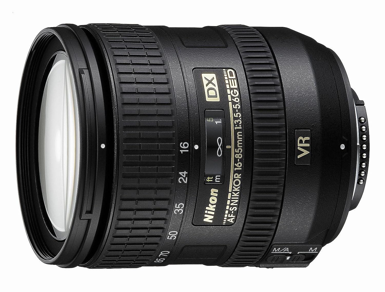 Nikon AF S DX VR mm F  G Objetivo para Montura