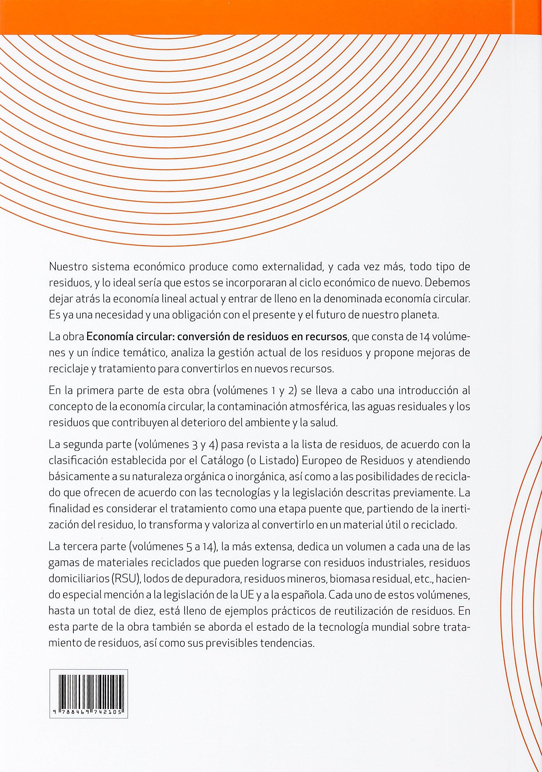Biomasa: aprovechamiento de residuos agrícolas y forestales: Amazon.es: Xavier Elias Castells, Santiago Bordas Alsina: Libros