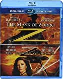 The Mask of Zorro / The Legend of Zorro (Double Feature) [Blu-ray]