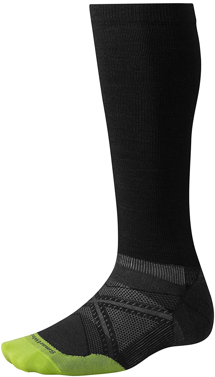 Price Reduction 100% Quality Smartwool Phd Run Graduated Compression Ultra Light Sock Black 6G1O