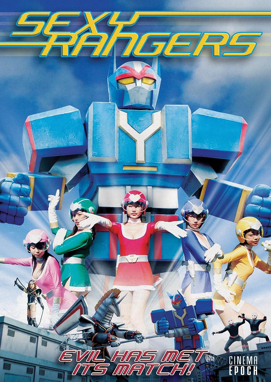 Amazon.com: Sexy Rangers: Marie Sukegawa, Yuzuki Aikawa, Yu ...