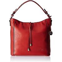 Diana Korr Women's Shoulder Bag (Red) (DK50HRED)