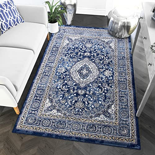Super Area Rugs Updated Persian Medallion Living Room Area Rug