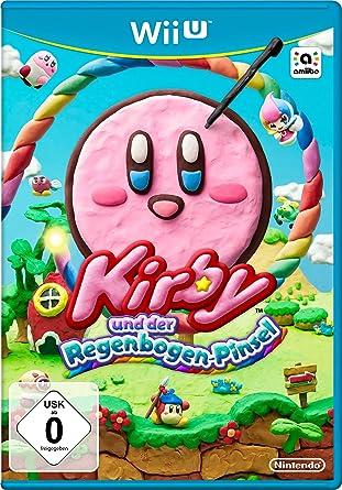 Kirby Und Der Regenbogen-Pinsel [Importación Alemana ...