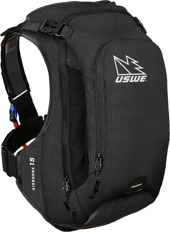 1size USWE Unisex/ schwarz Erwachsene Airborne 3 Packtasche