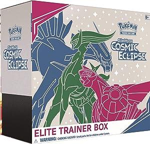 Pokemon TCG: Sun & Moon—Cosmic Eclipse Elite Trainer Box