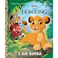 I Am Simba (Disney The Lion King) (Little Golden Book)