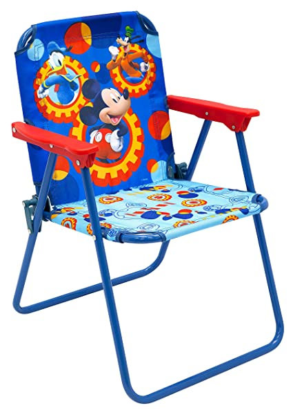 Amazon.com: Mickey Mouse Clubhouse Make Your Own Fun Patio Chair Toy ...
