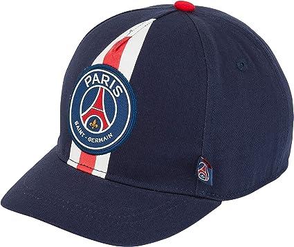 Casquette Paris Saint-Germain Officielle Bleu PSG