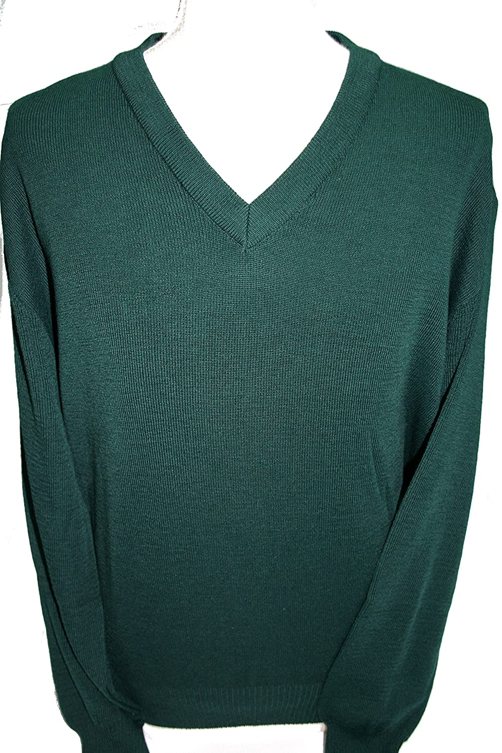 CLASSIC LIGHT WEIGHT V NECK SWEATER / JUMPER. CASUAL, WORKWEAR, OUTDOOR. #77057