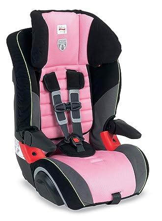Amazon.com: Britax Frontier Booster Car Seat, Pink Sky (Prior Model ...