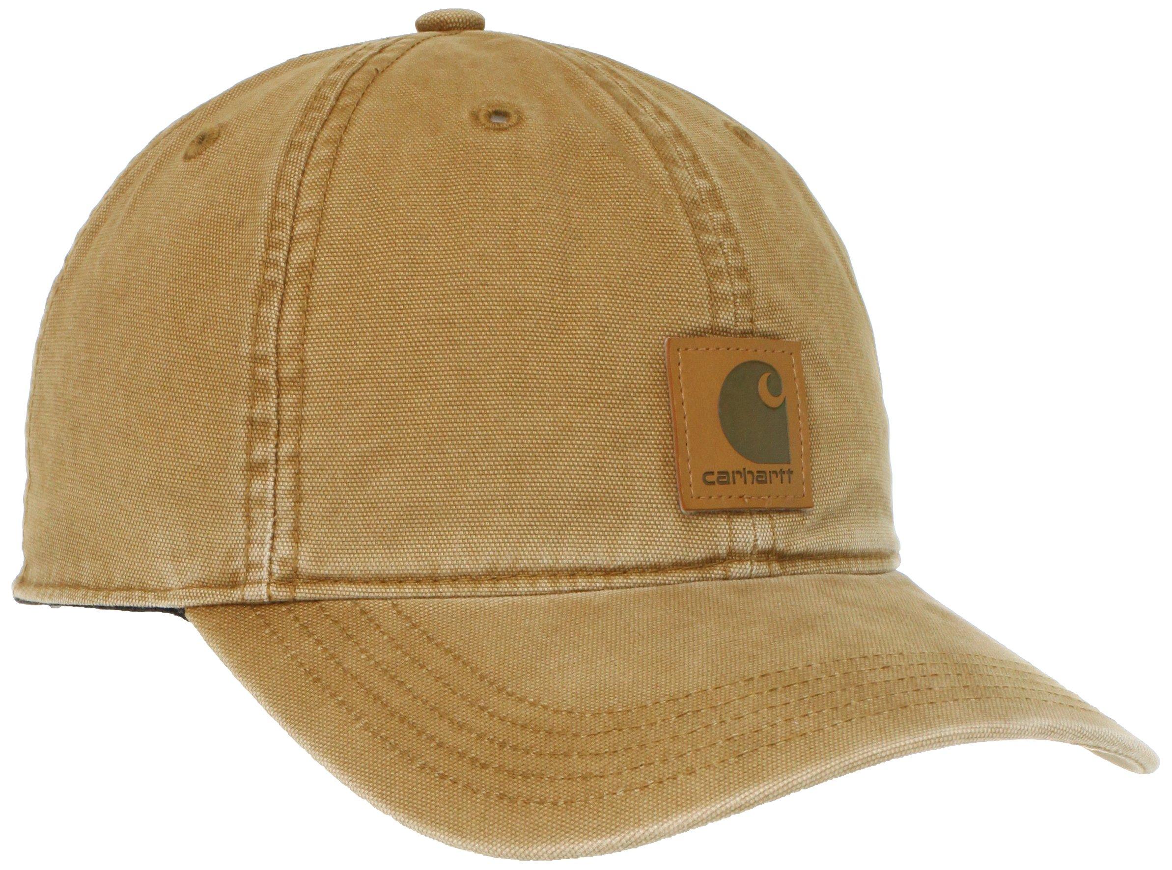 Carhartt Men S Odessa Cap Brown One Size Ebay