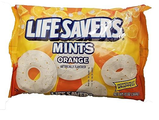 Vida Ahorradores Mints (2 unidades), color naranja 13-ounce ...