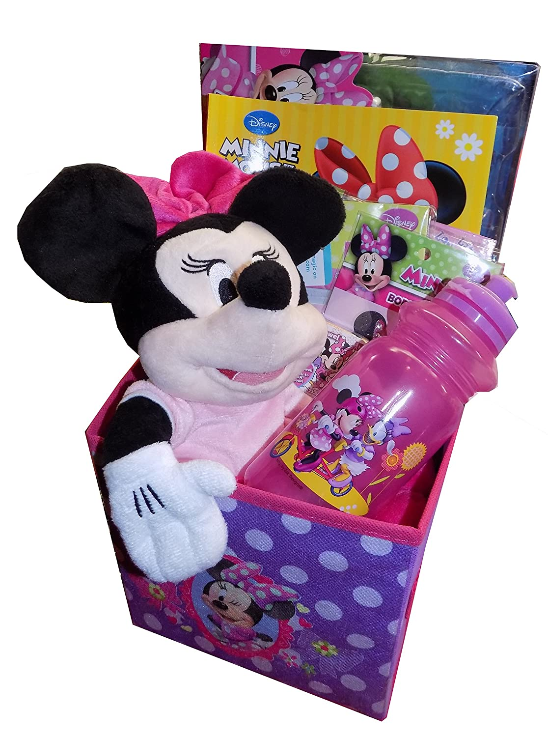 Minnie Mouse 18 Piece Easter Basket