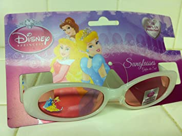 Amazon.com: Disney Princess – Gafas de sol infantiles con ...
