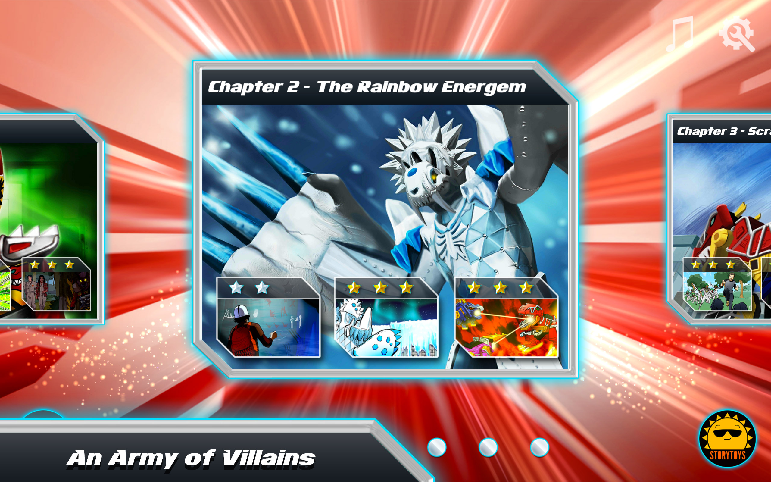 Amazoncom Power Rangers Dino Charge Rumble Appstore for Android