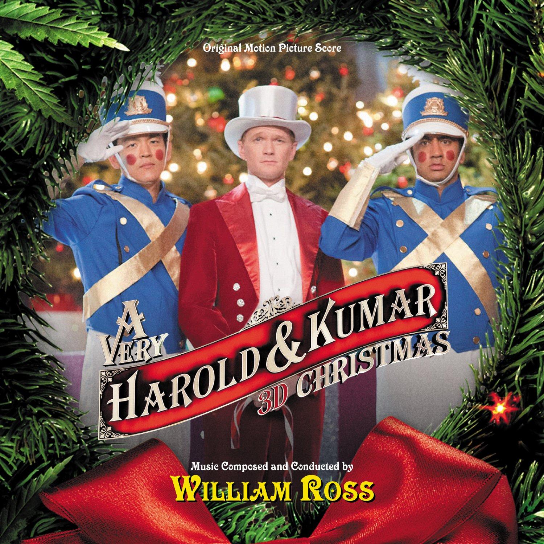 William Ross - A Very Harold & Kumar 3D Christmas - Amazon.com Music