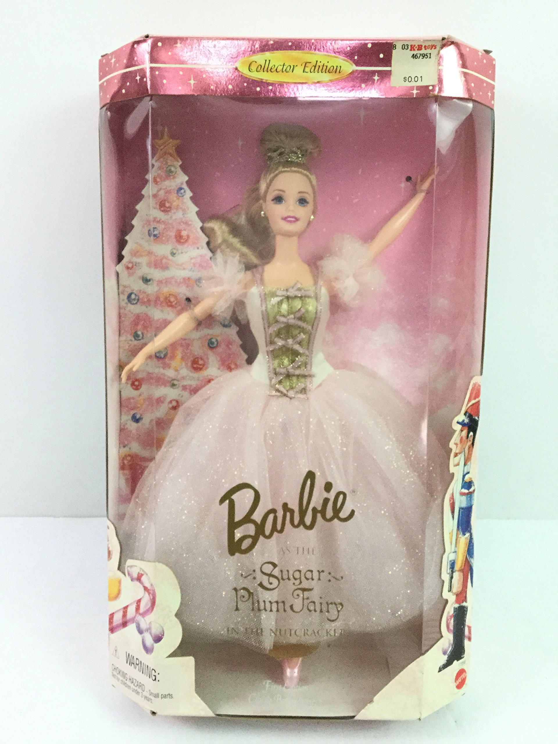 McDonalds Happy Meal Barbie # 5 1990 by Barbie