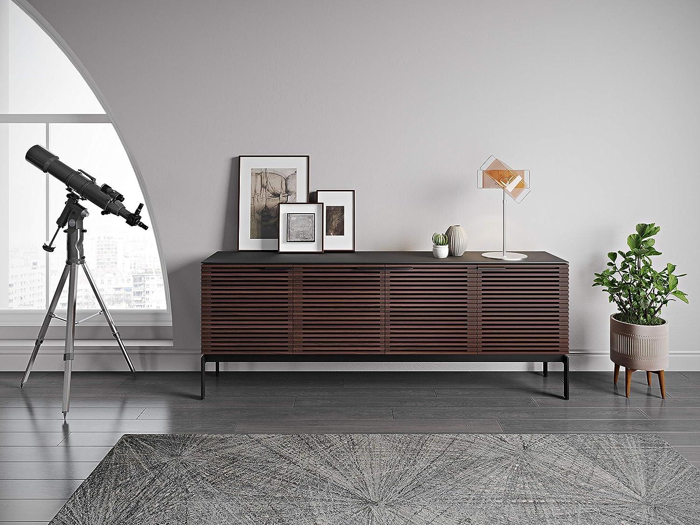 BDI Furniture CRL Corridor 7129 Quad Cabinet Charcoal Media Center,