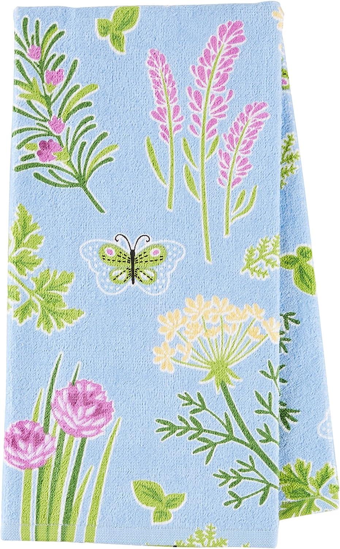 Kay Dee Designs Herb Garden Tie Kitchen Towel 9 x 18 Various