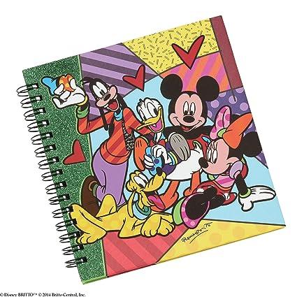 Disney 4038480 Libretto I 5 Favolosi Disegno Di Romero Britto 14 5