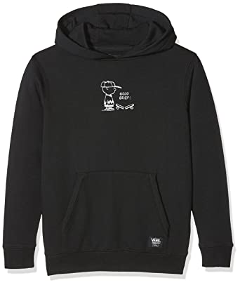 44652a0a434cb2 Vans X Peanuts Good Grief Po Boys Hoodie  Amazon.co.uk  Clothing