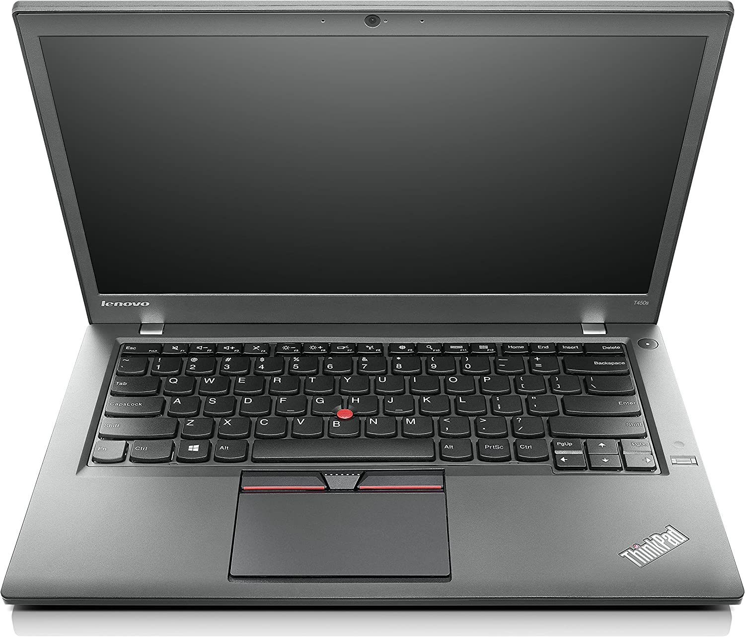 Lenovo ThinkPad T450s - 14 Inch - Intel i5-5300U 2.30GHz - 8 GB RAM - 256 GB SSD - Windows 7 Pro - 20BX001AUS