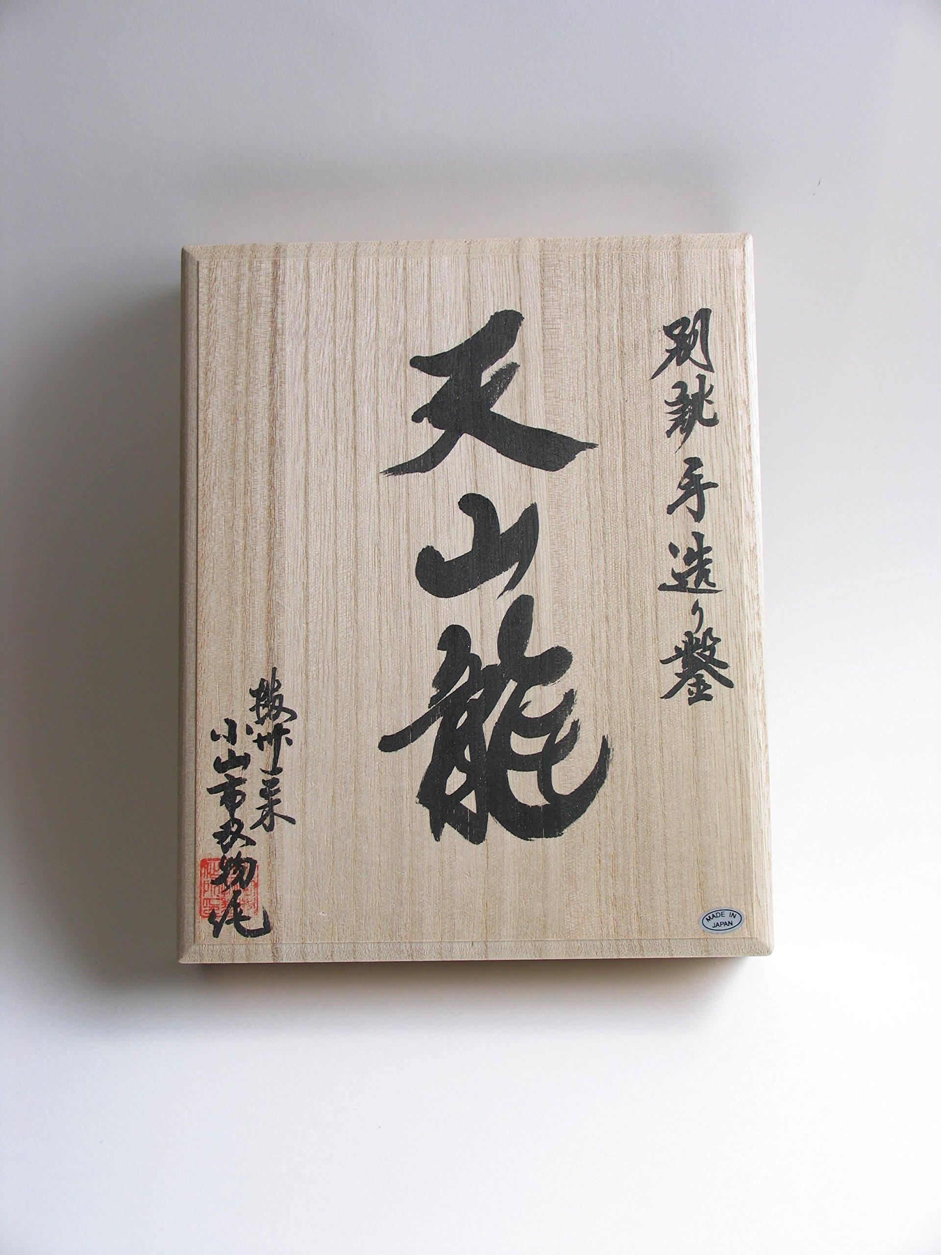 Tenzanryu Authentic Japanese Woodworking 5 Piece Chisel Set