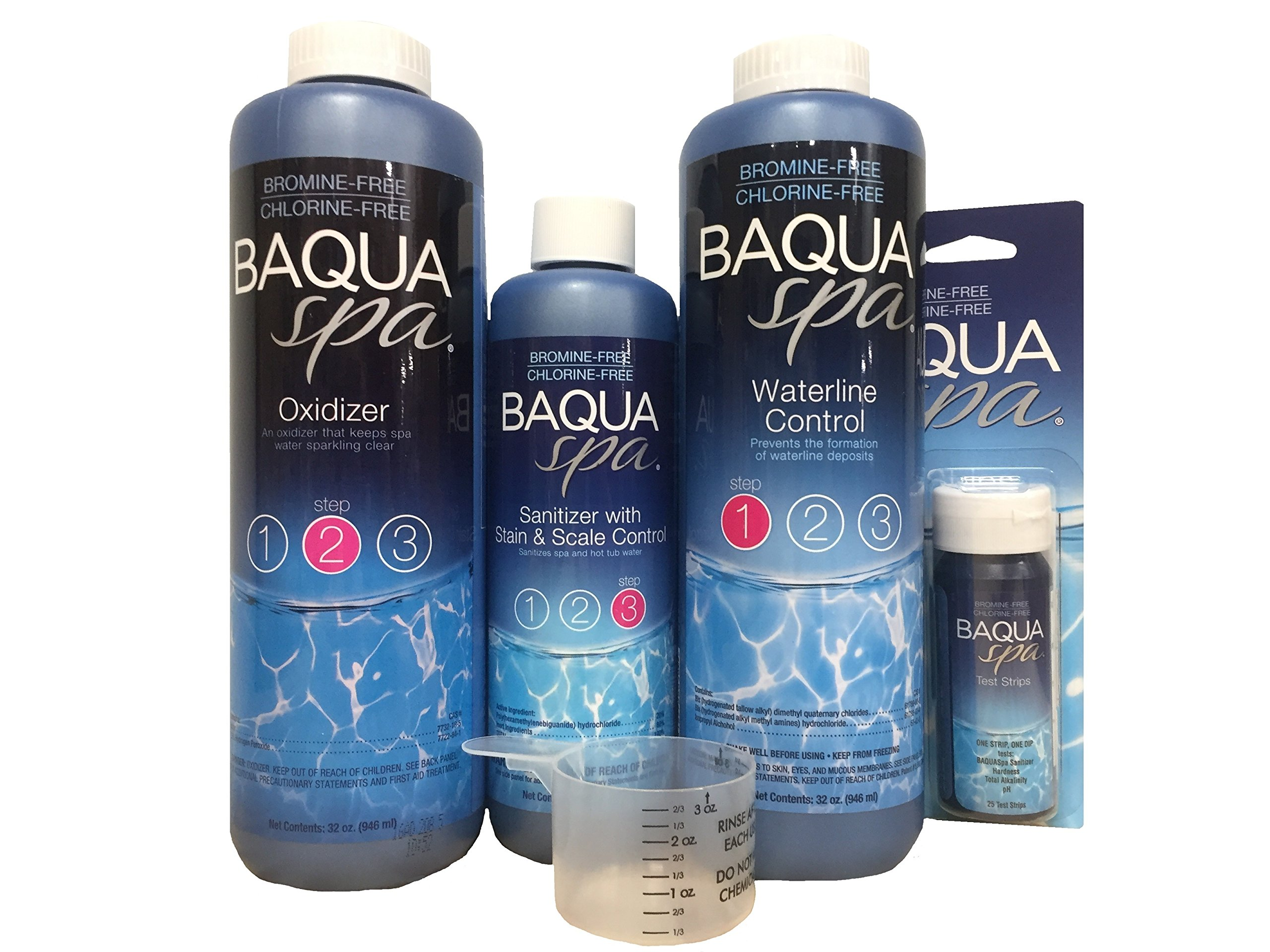 Baqua Spa Bundle for Small Spas by Baqua Spa