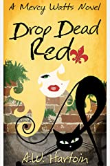 Drop Dead Red (Mercy Watts Mysteries Book 4) Kindle Edition