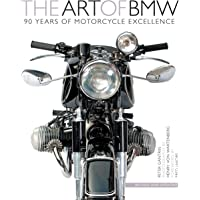 The Art Of BMW. 90 Years Of Motorcycle
