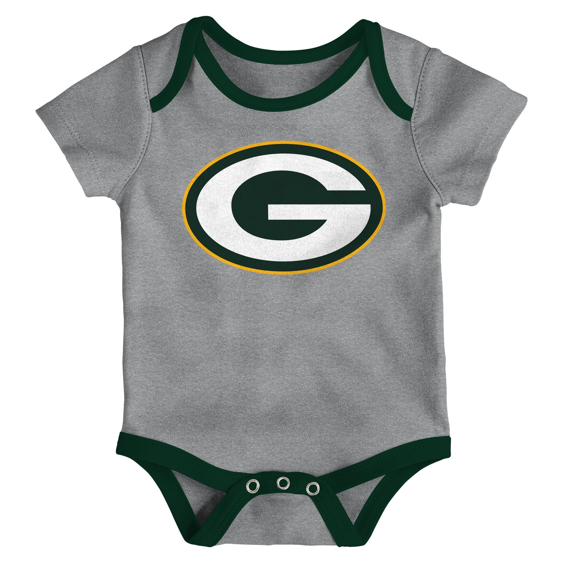 9366ddfa NFL by Outerstuff NFL Green Bay Packers Newborn & Infant Little ...